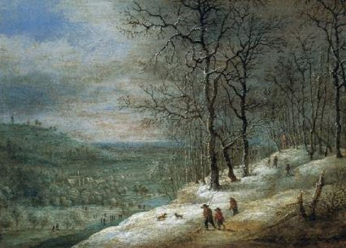 lucas van uden - winter