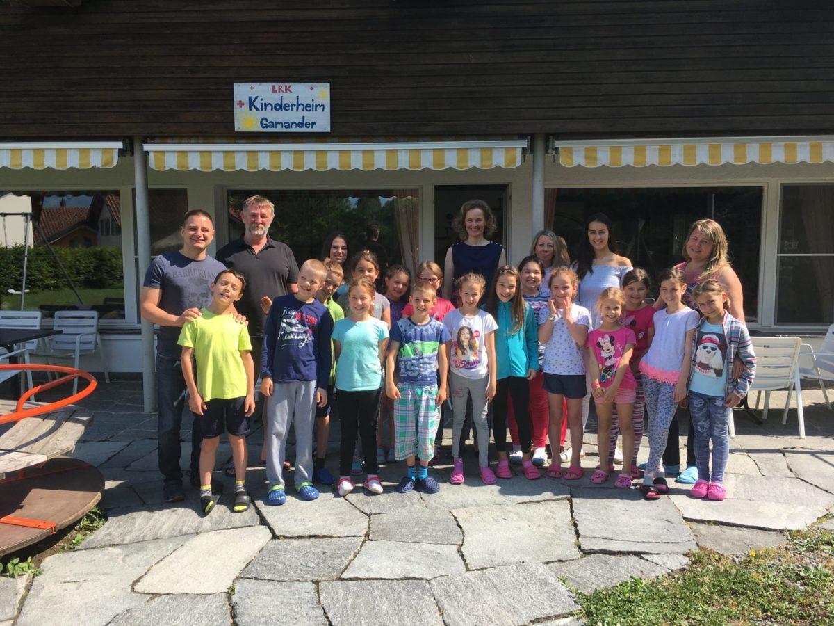 Kinderheim Gamander: Die Mai/Juni Gruppe ist angekommen