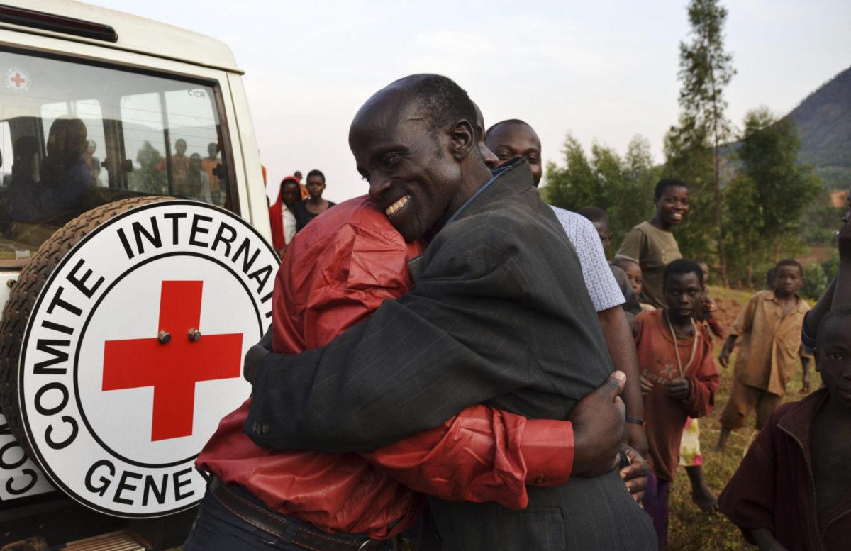 Spendenaufruf für Kongo