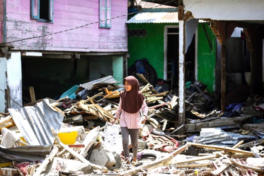 Spendenaufruf Indonesien